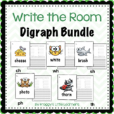 Digraphs Write the Room Bundle