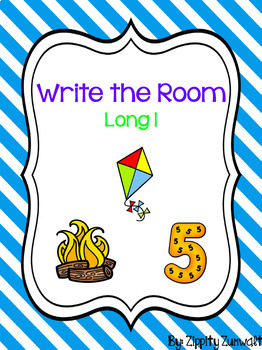 Write the Room - Long i CVCe