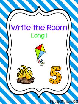 Write the Room - Long i CVCe