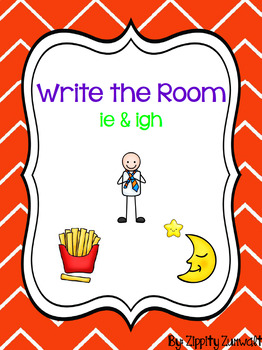 Write the Room - Long i -- ie, igh