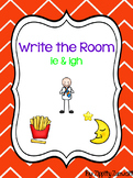 Write the Room - Diphthong ie & igh