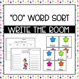 "Write the Room: Long ""oo"" Phonics Pattern"