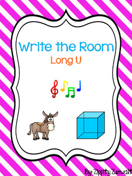 Write the Room - Long u CVCe