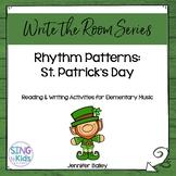 Write the Room: Lucky Leprechauns