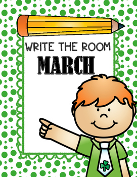 Write the Room {MARCH}