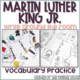 Write the Room MLK - Martin Luther King Jr. Vocabulary