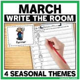 Write the Room Bundle: March
