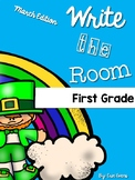 Write the Room (March) - Math and Literacy Activities for First Grade