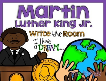 Write the Room {Martin Luther King Jr.}