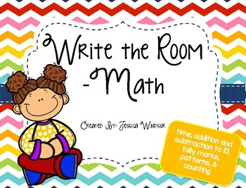 Write the Room - Math