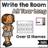 Write the Room - Math {BUNDLED}