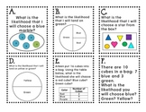Write the Room Math Center - Probability