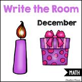 Write the Room - Math - December
