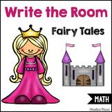 Write the Room - Math - Fairy Tales