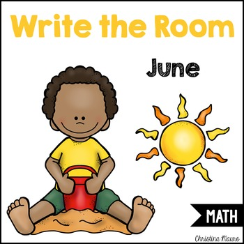 Write the Room - Math - June