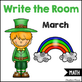 Write the Room - Math - March