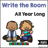 Write the Room {Math Station} All Year Long