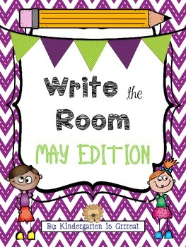 Write the Room - May