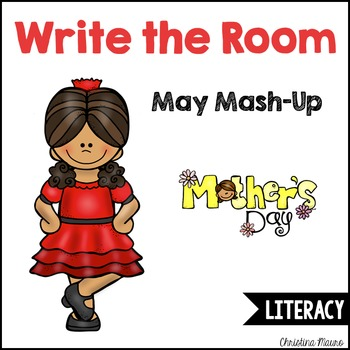 Write the Room - May Mash Up