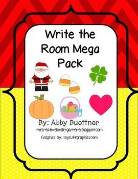 Write the Room Mega Pack