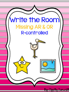 Write the Room - Missing AR & OR r-controlled