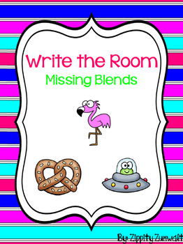 Write the Room - Missing Blends