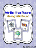 Write the Room - Missing Initial Sound