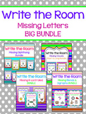 Write the Room - Missing Letters BIG BUNDLE