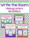 Write the Room - Missing Letters BIG BUNDLE