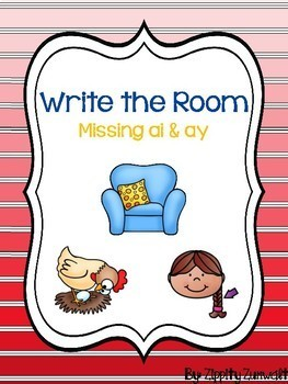 Write the Room - Missing ai & ay