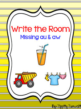 Write the Room - Missing aw & au