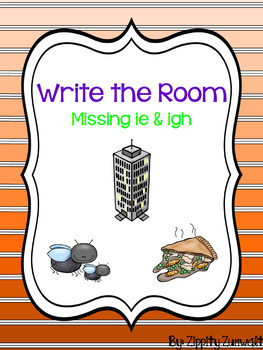 Write the Room - Missing ie & igh