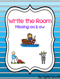 Write the Room - Missing oa & ow Diphthong