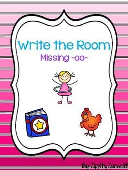 Write the Room - Missing oo