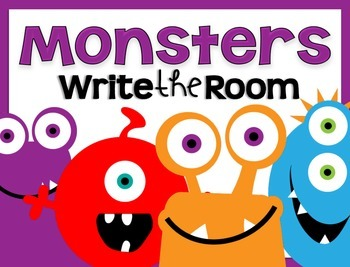 Write the Room {Monsters}