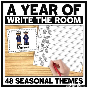 Write the Room for the Year Bundle