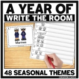 Write the Room Bundle for the Year