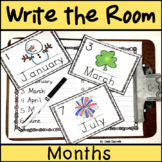 Write the Room Months