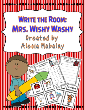 Write the Room: Mrs. Wishy-Washy