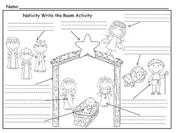 Write the Room: Nativity