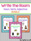Write the Room - Noun, Verb, Adjective Bundle
