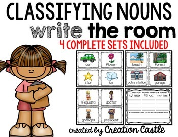 Write the Room - Nouns