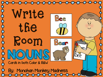 Write the Room Nouns