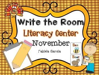 Write the Room-November