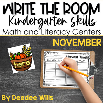 Write the Room K: November