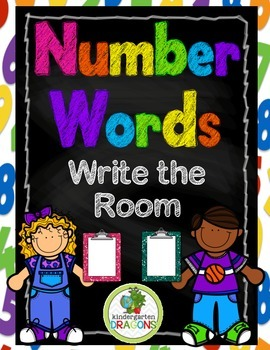Write the Room Number Words