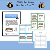 Write the Room - Numbers 0 to 20