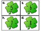 Write the Room: Numbers 1-20 Shamrock Edition