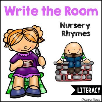 Write the Room - Nursery Rhymes