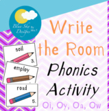 Write the Room OA, OI